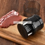 Stainless Steel Steak Kitchen Tools 56 Blade Stainless Steel Manual Meat Tenderizer/Loose Meat Tenderizer