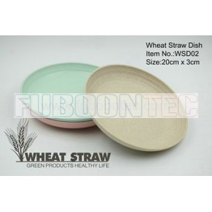 Wheat straw dish WSD02