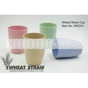 Wheat straw cup WSC01